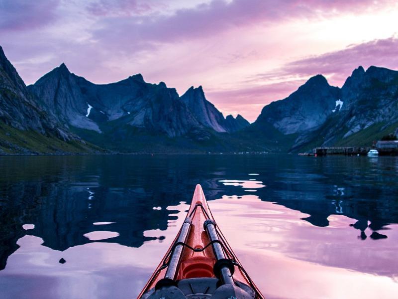 Image of The Kayak Trip